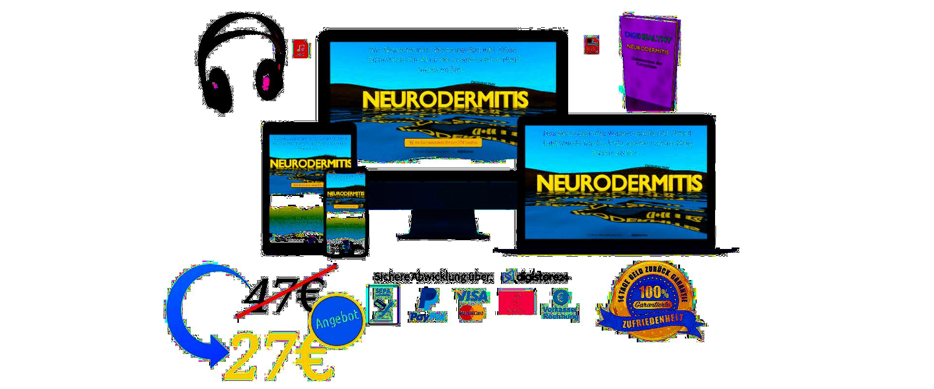 Neurodermitis Therapie UVA und UVB